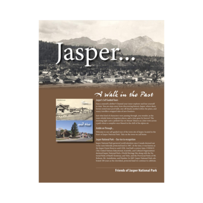 Self-Guided Historical Tour Booklet