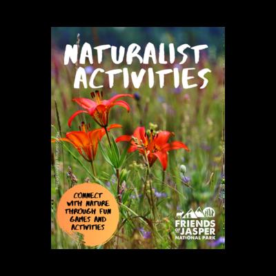Naturalist Activities Booklet