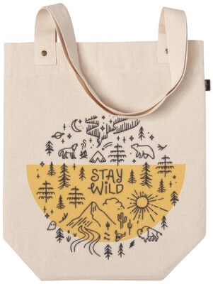 Tote Bag - Stay Wild