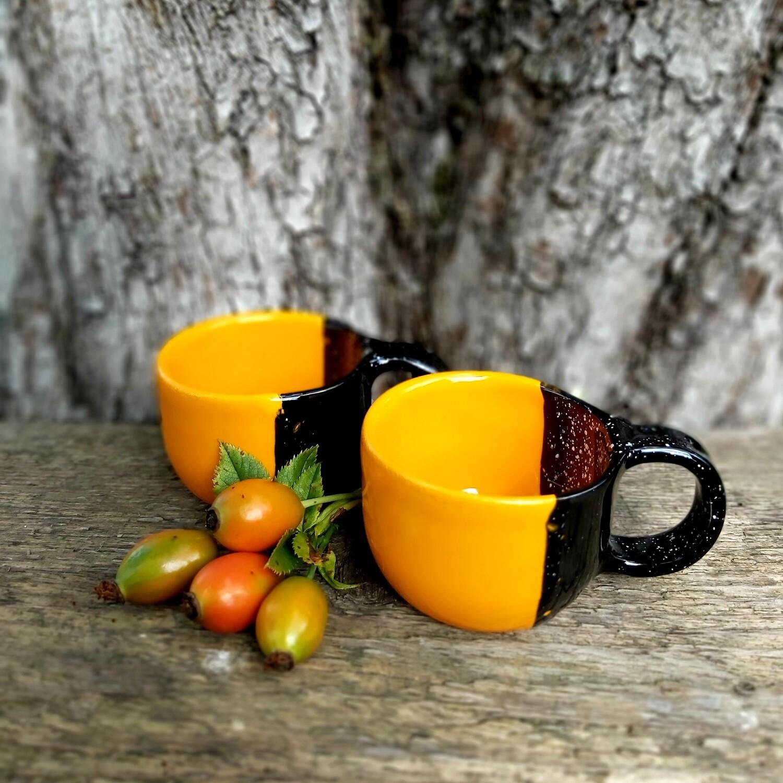 "Espresso puodeliai ""Ruduo"", 2 vnt."