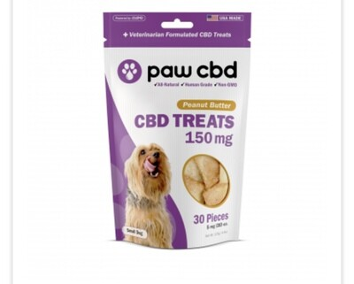 CBDMD Dog Treats 150mg