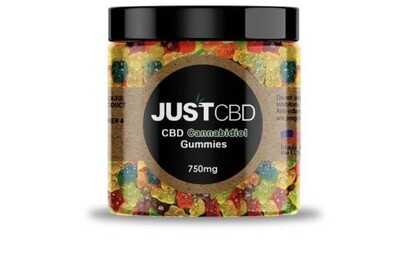 Just CBD Gummies 750 mg