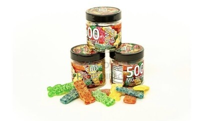 Vegas Edible 500mg
