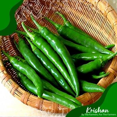 কাঁচা মরিচ (Green Chilli)