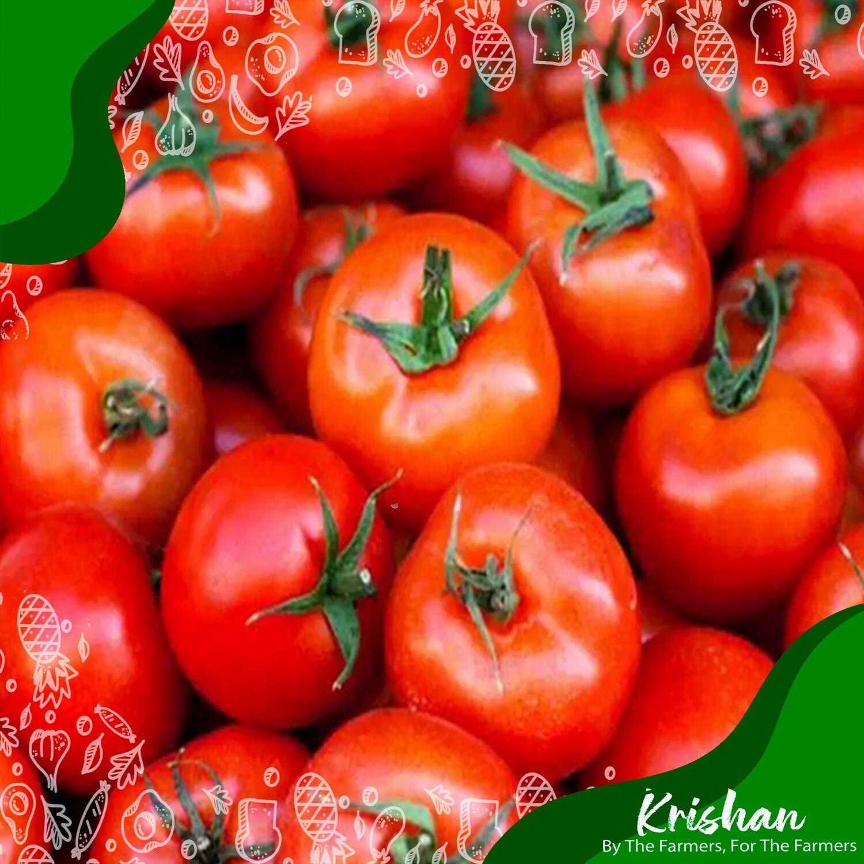 পাকা টমেটো (Red Tomatoes)