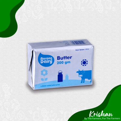 আড়ং ডেইরি মাখন (Aarong Dairy butter) (200 gm)