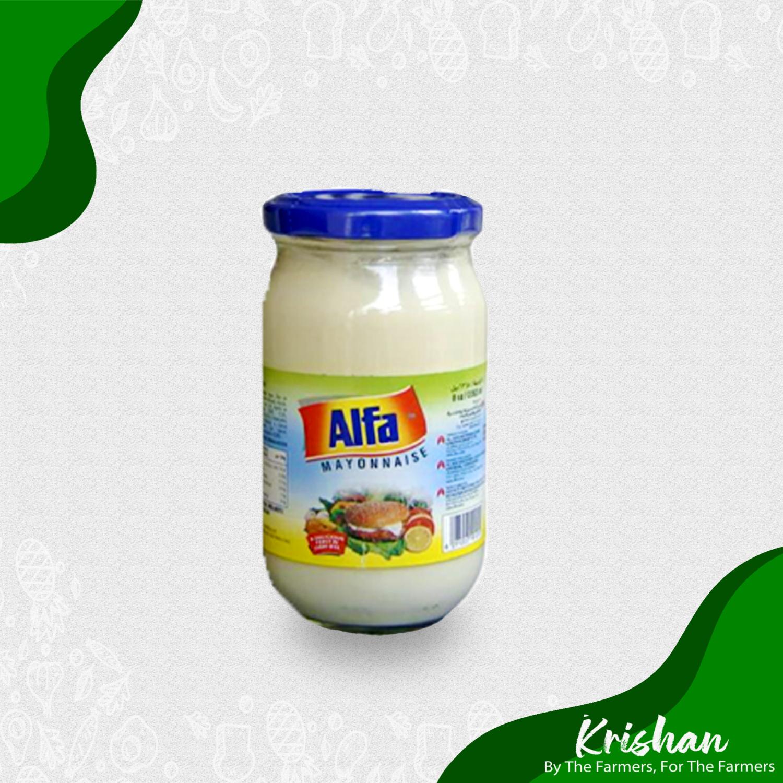 আলফা মেয়োনিজ (Alfa mayonnaise) (236 ml)