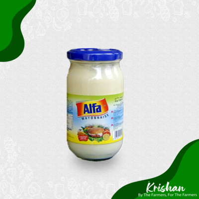 আলফা মেয়োনিজ (Alfa mayonnaise) (236 ml)
