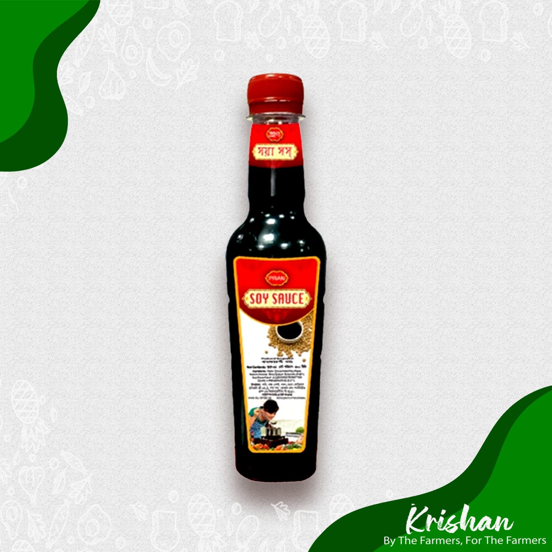 প্রাণ সয়া সস (Pran soya sauce) (300 ml)