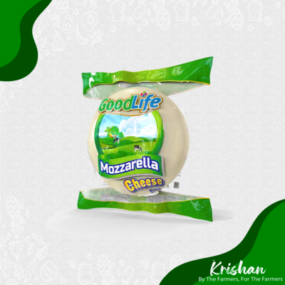 গুডলাইফ মজারেল্লা পনির (Goodlife mozzarella Cheese) (200 gm)