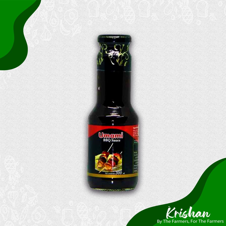 উমামি বার্বিকিউ সস (Umami barbecue sauce) (300 ml)