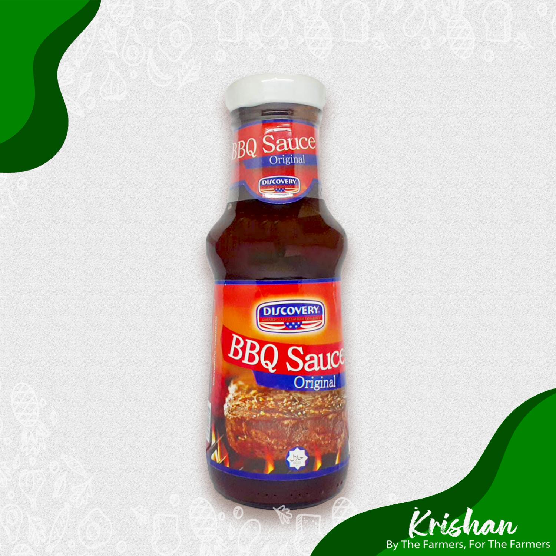 ডিস্কভারি বার্বিকিউ সস (Discover bbq sauce) (290gm)