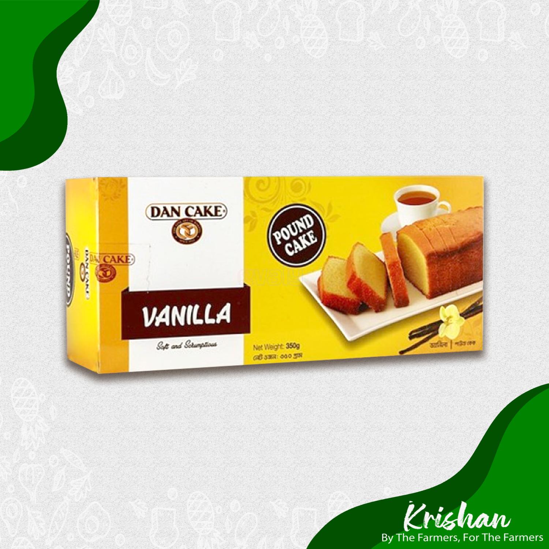 ডেন পাউন্ড কেক (Dan cake vanilla) (320 gm)
