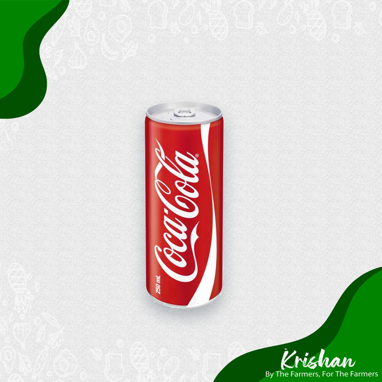 কোকা কোলা (Coca-Cola) (Can) (250 ml)