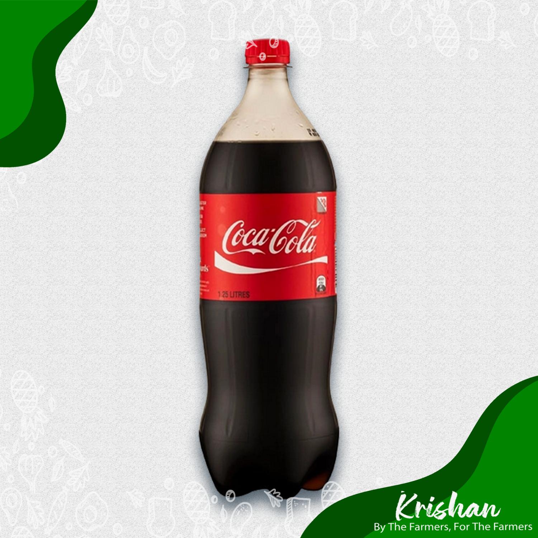 কোকা কোলা (Coca-Cola) (1.25 L)