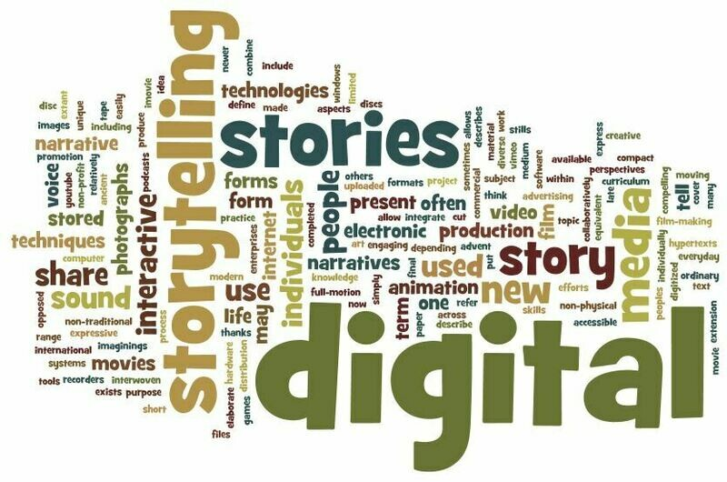 Digital Storytelling techniques