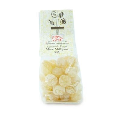 Caramelle Drops Miele 200gr