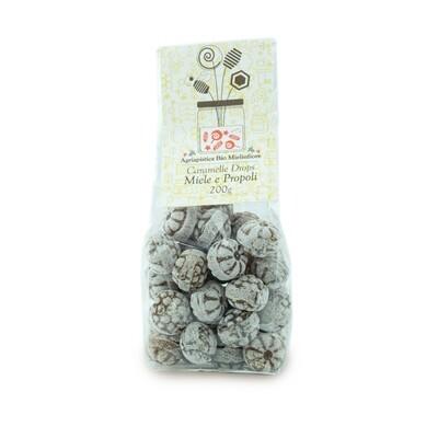 Caramelle Drops Miele e Propoli 200gr