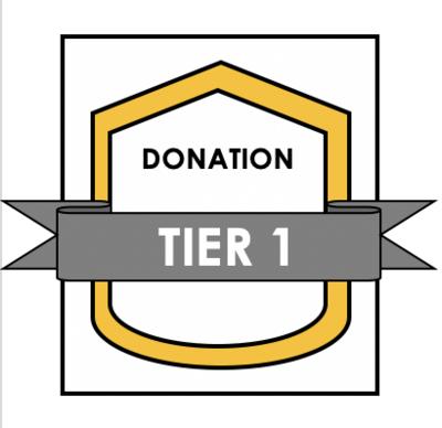 Donation - Tier 1