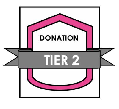 Donation - Tier 2