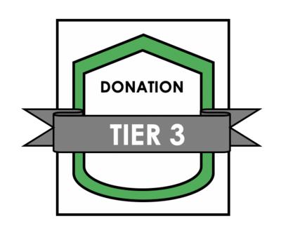Donation - Tier 3