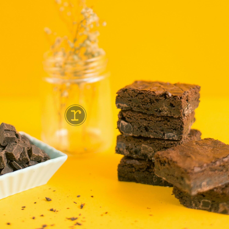 Fudge Brownies CHEWY & CHUNKY