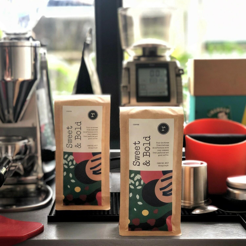 Sweet & Bold Coffee