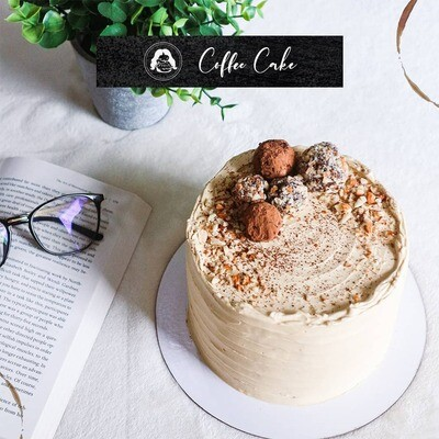 Coffee Crème Cake
