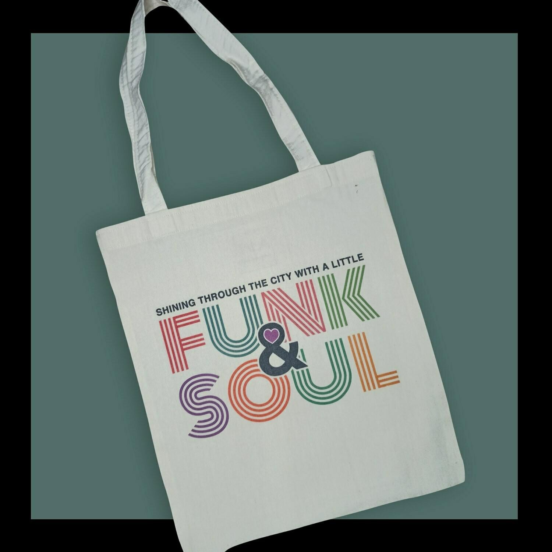 Funk & Soul Tote Bag