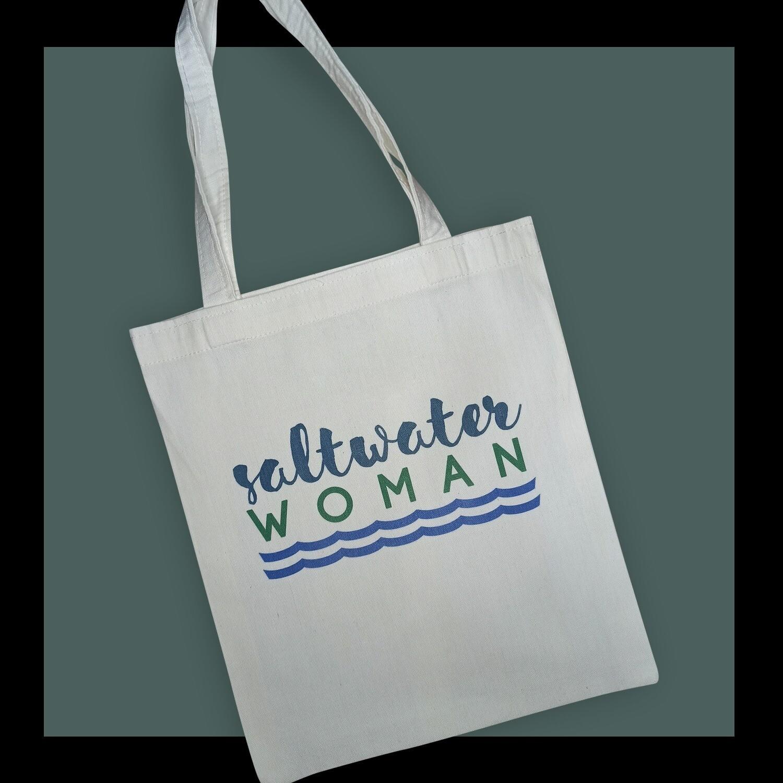 Saltwater Woman