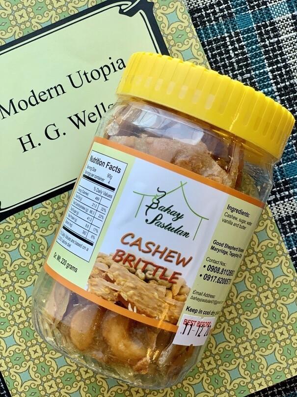 Cashew Brittle 240g