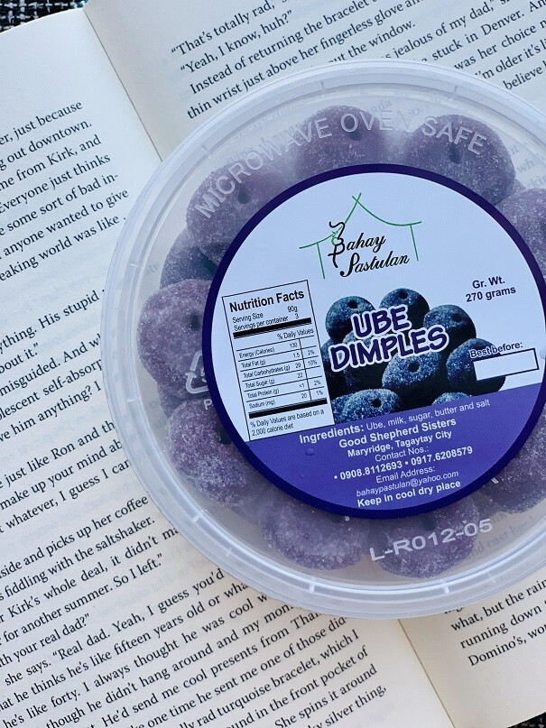 Ube Dimples 270g