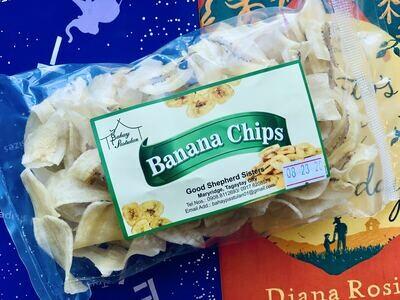 Banana Chips 100g (NO SUGAR)