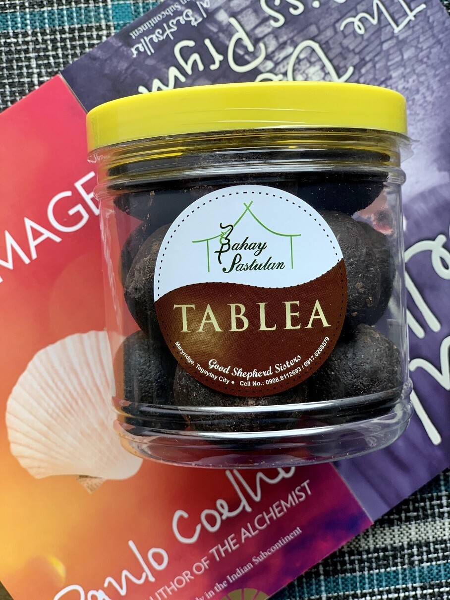 Tableya (cacao balls) 450g (advance order for March 2)