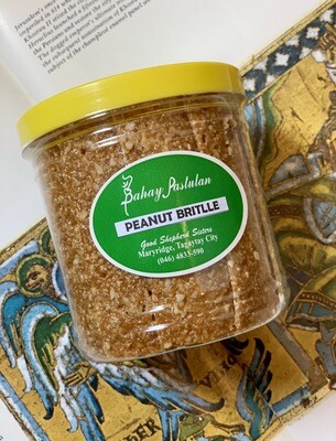 Peanut Brittle 300g