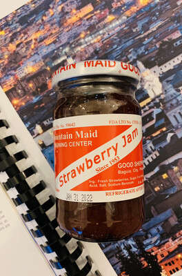 Strawberry Jam 8oz
