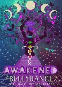 Awakened Belly Dance Meditation ~ LIVE event IN Mold, Flintshire ~ 27th June 2021