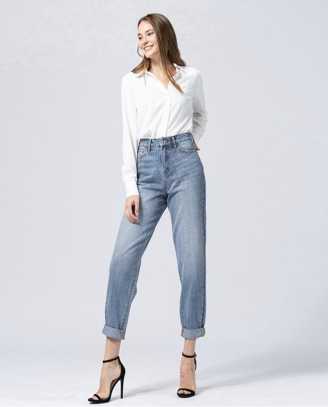 Vervet Mom Jeans