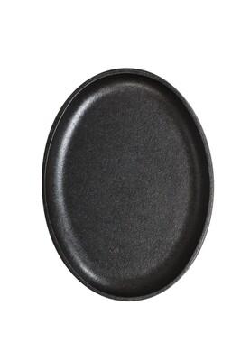 Servierteller Oval