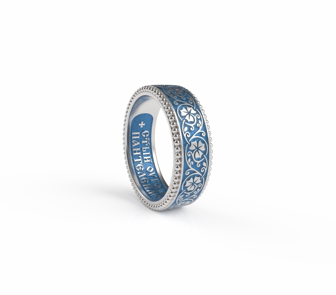 Кольцо «Пантелеймон»