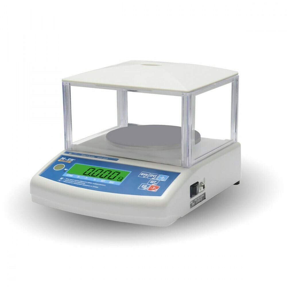 "Лабораторные весы M-ER 122 АCFJR ""ACCURATE"" LСD"
