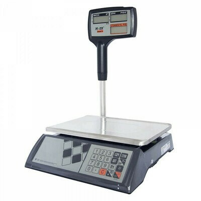 Торговые настольные весы M-ER 327 ACPX-15.2