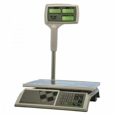 Торговые настольные весы M-ER 326 ACPX-15.2