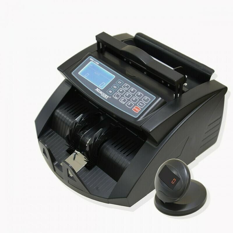 Мультивалютный счетчик банкнот Mercury C - 2000 UV