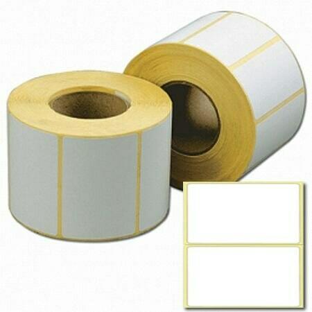 Этикетка термо 58*40 (500 эт, втулка 40, в коробке 60 рол.),