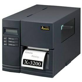 Argox iX4-250 (термо/термотрансферная печать, интерфейс 2*USB хост, USB, COM, Ethernet 10/100, ширина печати 108мм, скорость 203мм/с)