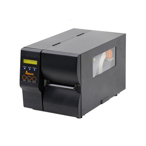 Argox iX4-350 (термо/термотрансферная печать, интерфейс 2*USB хост, USB, COM, Ethernet 10/100, ширина печати 106мм, скорость 152мм/с)