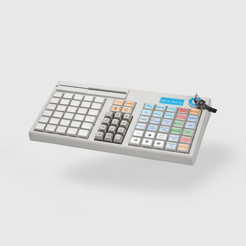 Программируемая клавиатурааа АТОЛ KB-76-KU (rev.2)