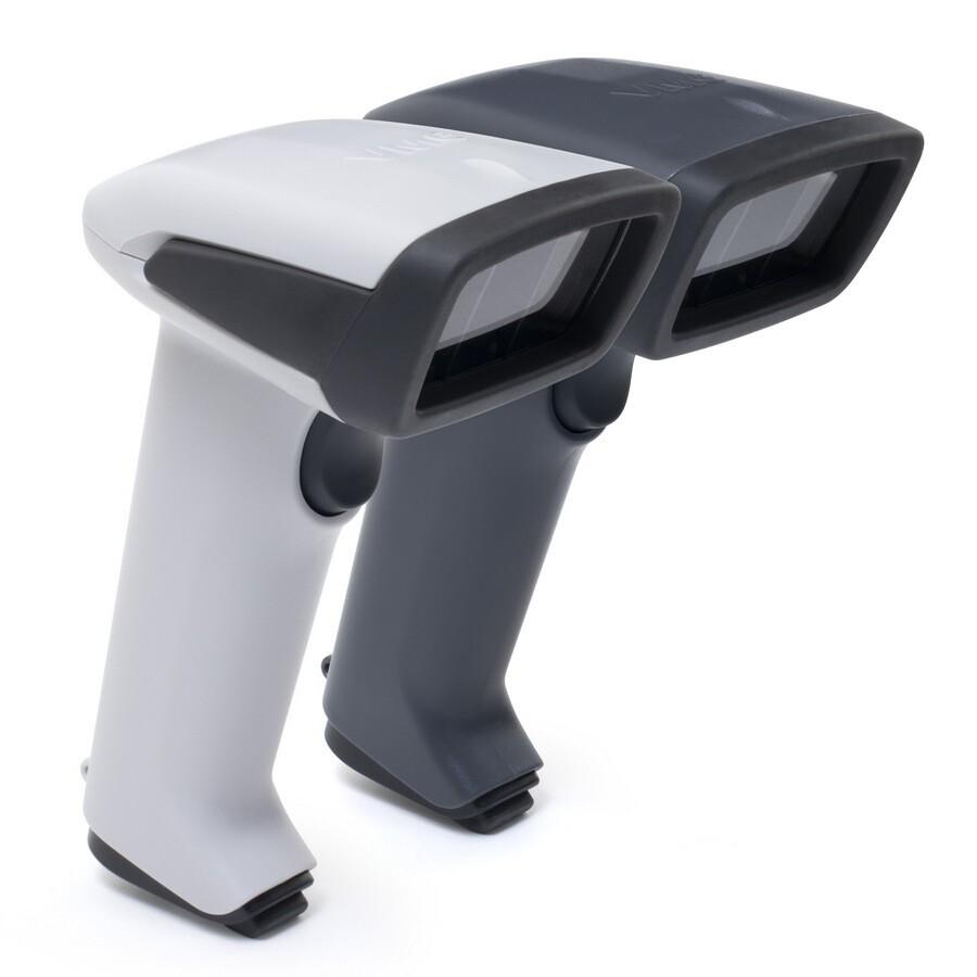 Сканер штрих-кода VMC BurstScanX L Bluetooth 2D ручной, светлый (с интерфейс. кабелем USB 2 м, БП)