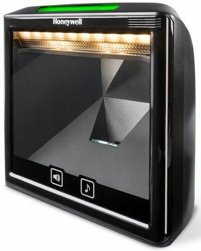 Сканер штрих-кода Honeywell MS7980g USB Solaris 2D (черный) 7980g-2USBX-0